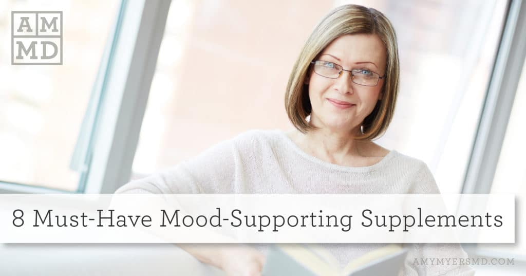 8 Must-Have Mood-Supporting Supplements