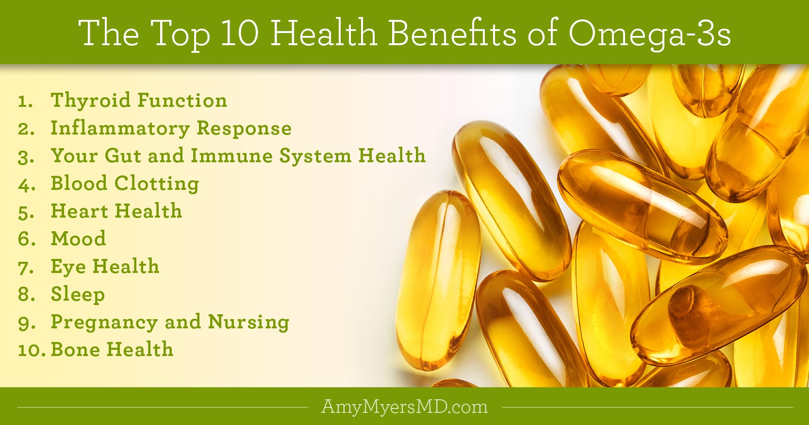 health benefits of omega-3s