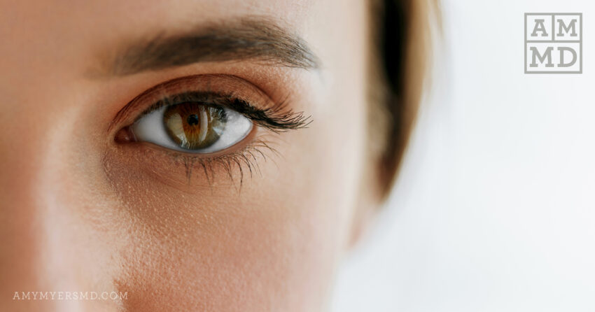 Hormones, Astaxanthin, and Your Eyesight