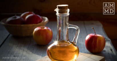 8 Real Benefits of Apple Cider Vinegar