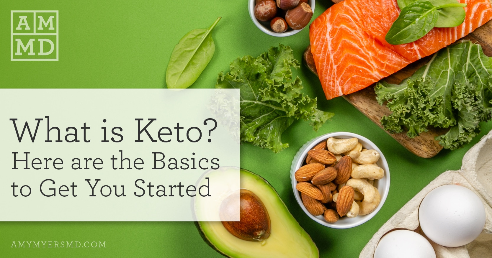 what is keto? here are the basics