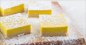 The Best Gluten-Free Lemon Bars