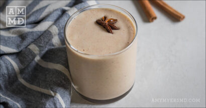 Coconut-Chai Gut Soothing Smoothie