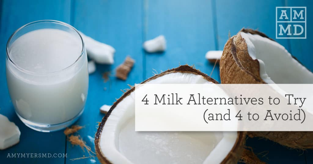 4 Milk Alternatives to Try (and 4 to Avoid)