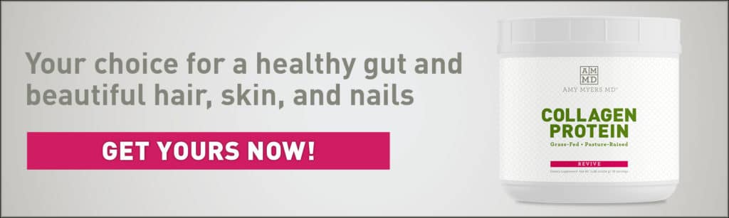 Collagen Protein Bottle - Promo Image - Amy Myers MD