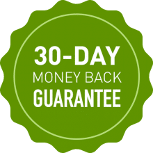 30-day Money Back Guar