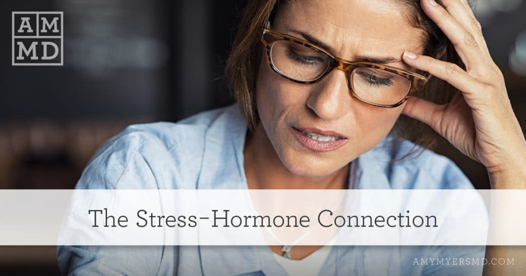 The Stress-Hormone Connection