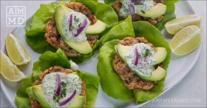 Ground Chicken Burgers with Cilantro Aioli