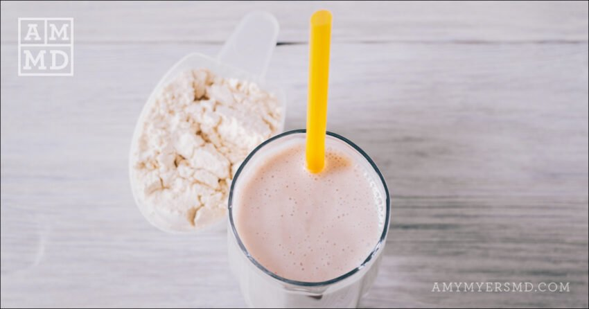Semi-Elemental Diet Vanilla Shake