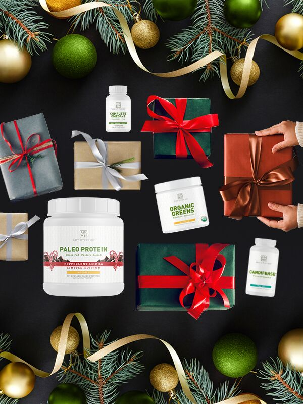 The worlds best supplements make the best holiday gifts.