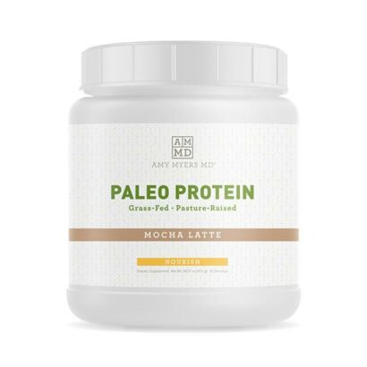 The Myers Way® Paleo Protein Mocha Latte