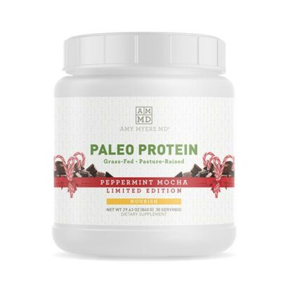 The Myers Way® Paleo Protein Peppermint Mocha
