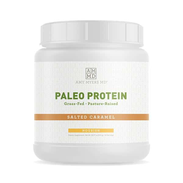 The Myers Way® Paleo Protein Salted Caramel