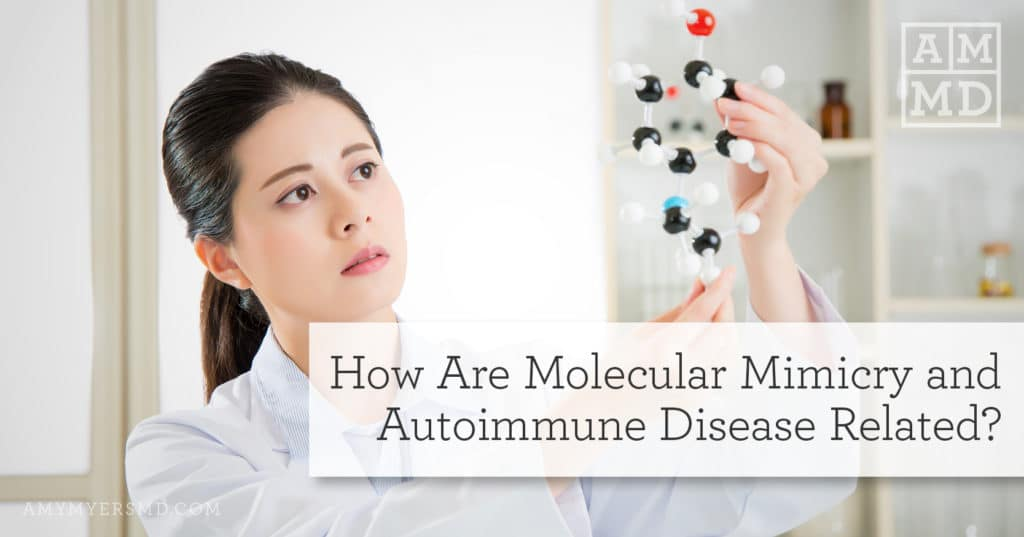 molecular mimicry and autoimmune disease