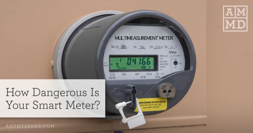 How Dangerous Is Your Smart Meter?