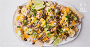 Game Day Paleo Nachos