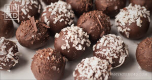 Valentine's Day Chocolate Truffles