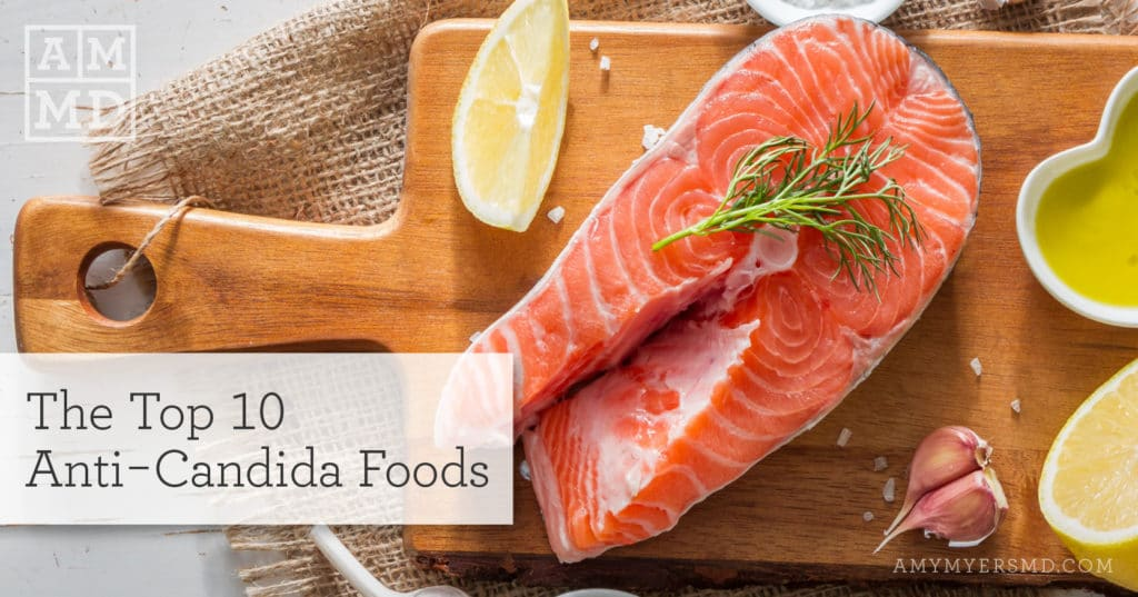 The Top 10 Anti-Candida Diet Foods