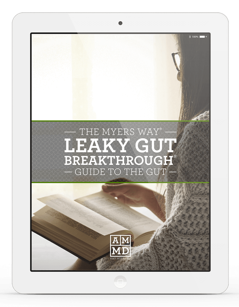 Leaky Gut Breakthrough Guide to the Gut eBook