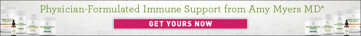 Physician-Forumlated Immune Support from Amy Myers MD