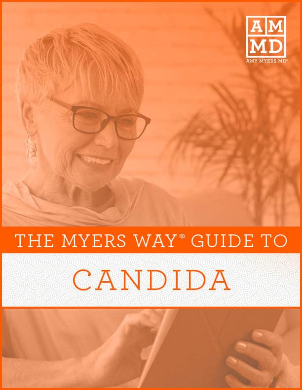 The Myers Way Guide to Candida eBook Cover
