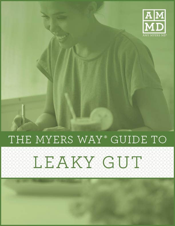 The Myers Way Guide to Leaky Gut
