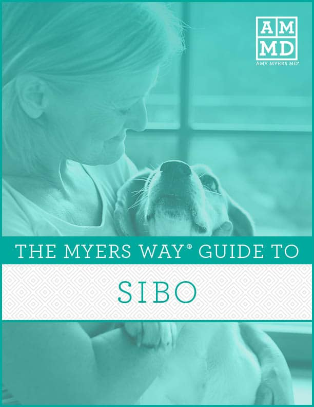 The Myers Way Guide to SIBO