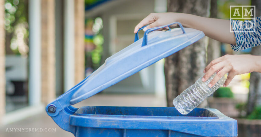 Does Recycling Improve Your Health?