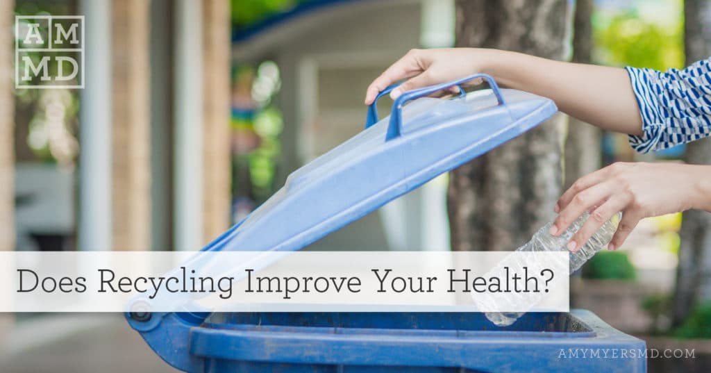 recycling improve health