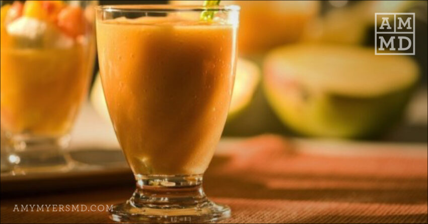 Doctor Designed Anti-Inflammatory and Gut Healing Smoothie