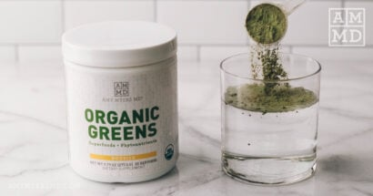 How Organic Greens Powder Promotes Your Optimal Health