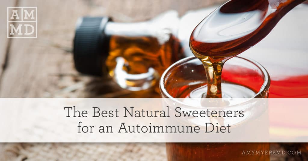 The Best Natural Sweeteners for an Autoimmune Diet