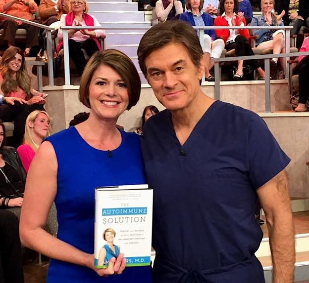 amy myers md with dr oz