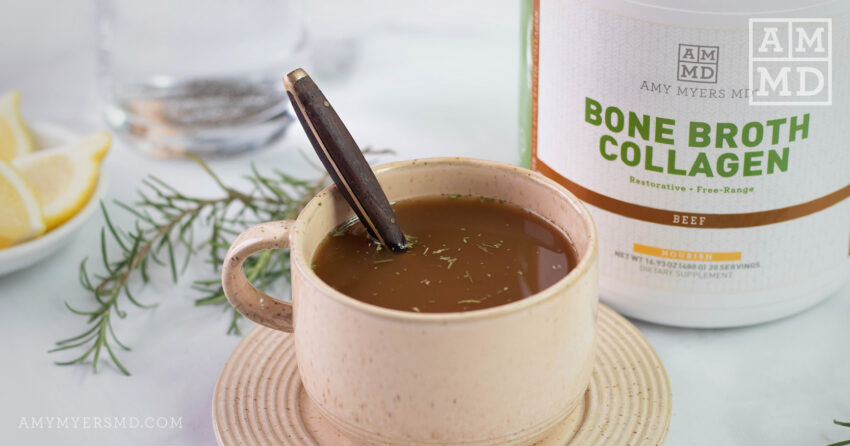 Boost Your Gut Health with Beef Bone Broth Collagen