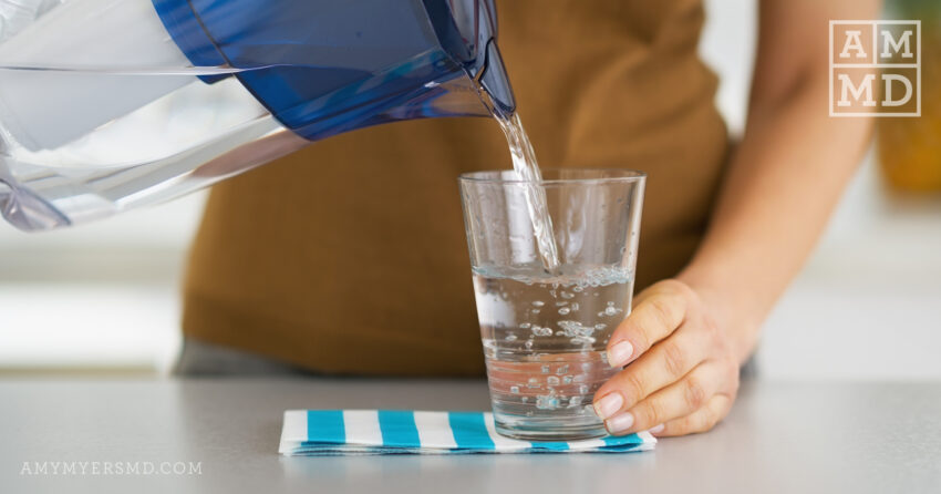 The Healthy Water You Should Be Drinking