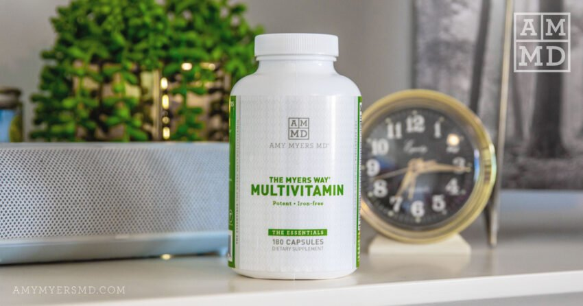 Why You Need a Multivitamin Now More than Ever