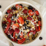 Homemade Multi Berry Cereal