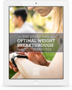 The Meyers Way® Optimal Weight Breakthrough Activity Tracker ebook cover