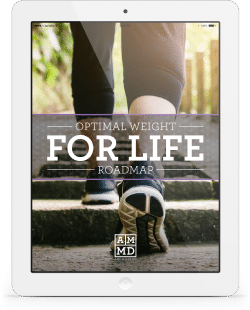 ebook cover for Optimal Weight Breakthrough™ Roadmap for Life