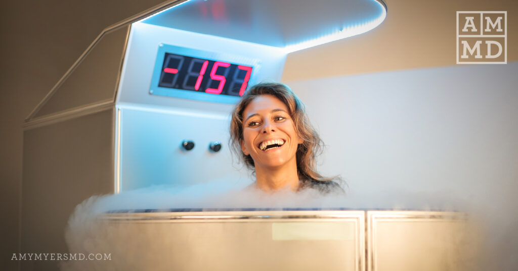 What is Cryotherapy & What are the Benefits?