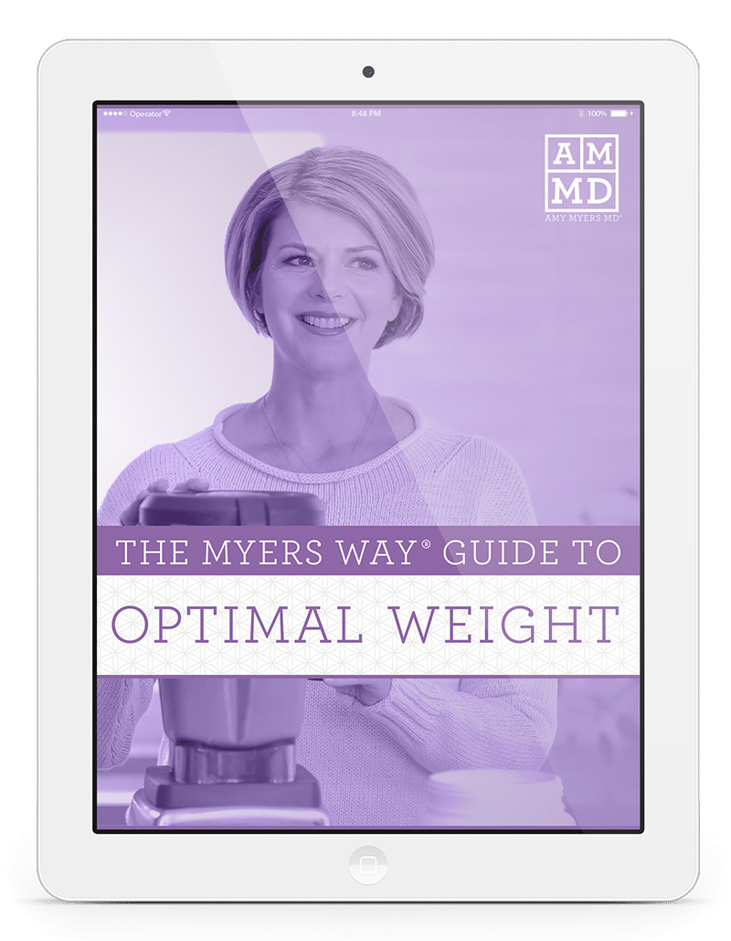 The Myers Way® Guide to Optimal Weight