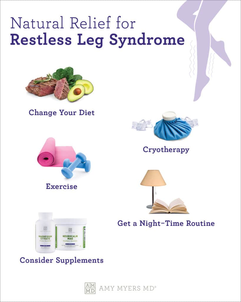 restless legs syndrome causes
